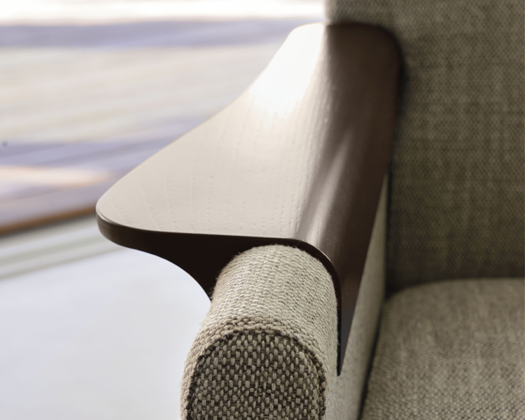 CTS sofas - a long experience in upholstery with research and selection